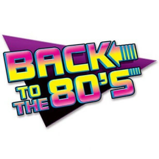 Décoration murale : Back to the 80's