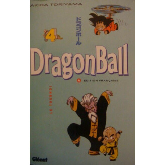 Dragon Ball n°4