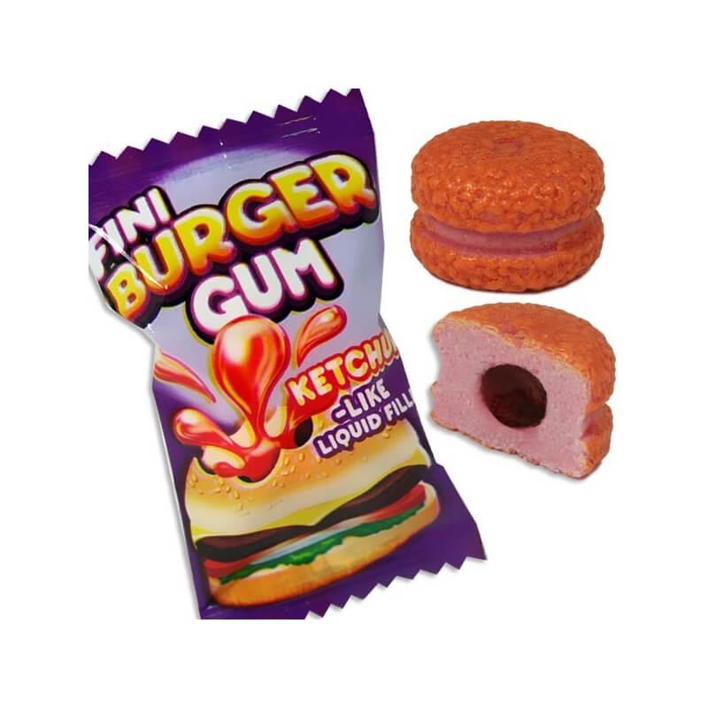 Chewing-gum Burger