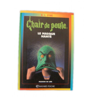 Chair de poule n°11 : Le masque hanté