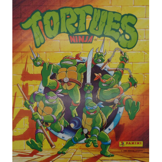 Album Panini : Tortues Ninja