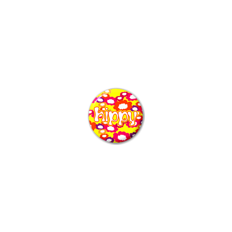Badge : Hippy