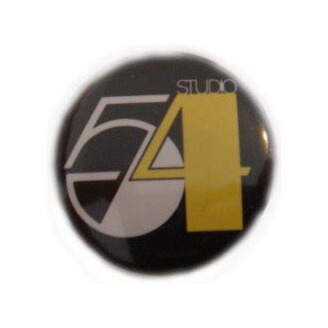 Badge : Studio 54