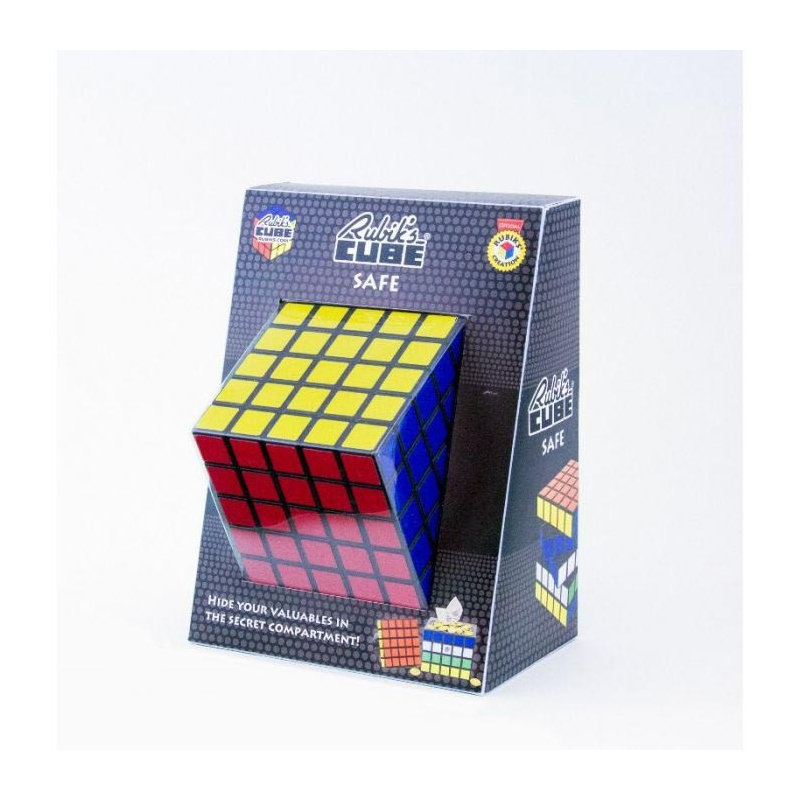 Coffre-Fort Rubik's Cube