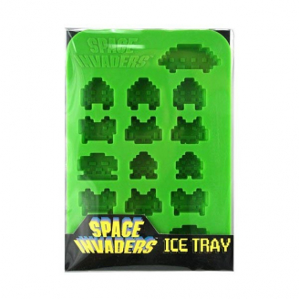 Glaçons Space Invaders