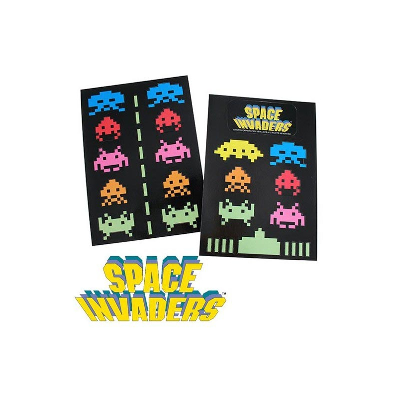 Magnets Space Invaders