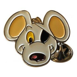 Pin's - Danger Mouse