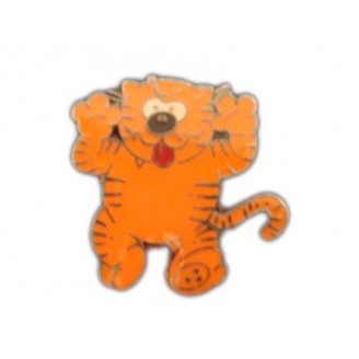 Pin's Isidore grimace - Les Entrechats