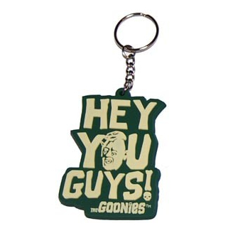 "Porte-clés : The Goonies - ""Hey You Guys !"""