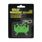 Porte-clés lumineux Space Invaders