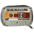 Portefeuille Cassette audio - Too cool for old School