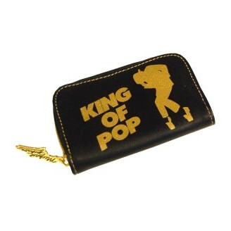 Portefeuille Michael Jackson - King of Pop
