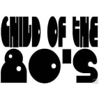 "Transfert pour T-shirt : ""Child of the 80's"""
