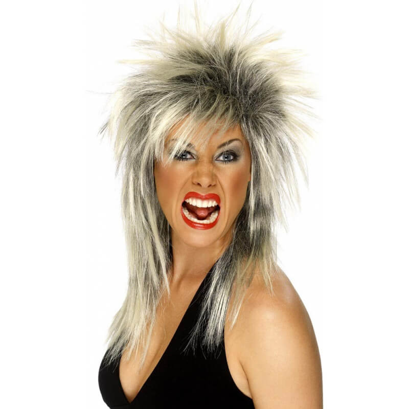 Perruque Rock 80 - Tina Turner