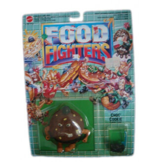 Food Fighters : Choc' Cookie