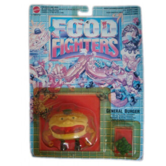 Food Fighters : General Burger