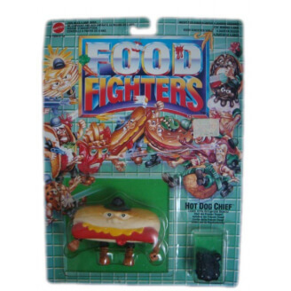 Food Fighters : Hot Dog Chief