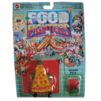 Food Fighters : Soldier Pizza