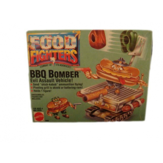 Véhicule Food Fighters : BBQ Bomber (grille-pain) (en boîte)