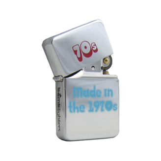 "Zippo - ""Made in the 1970's"""