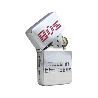"Zippo - ""Made in the 1980's"""