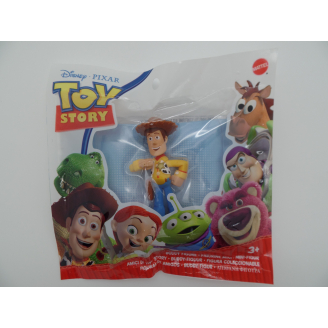 Mini figurine Woody - Toy Story 3