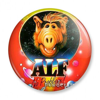 Badge : ALF