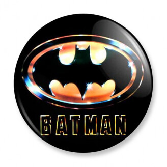Badge : Batman