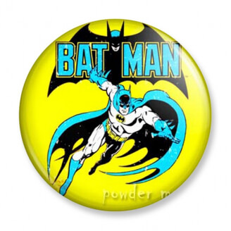 Badge : Batman - Marvel