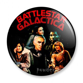 Badge : Battlestar Galactica