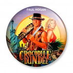 Badge : Crocodile Dundee