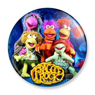 Badge : Fraggle Rock