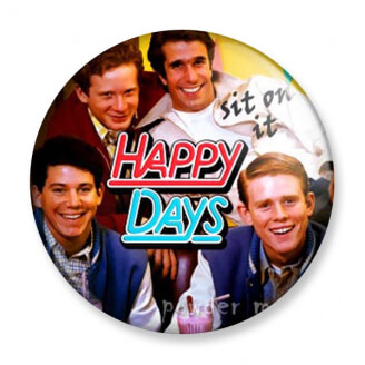 Badge : Happy Days