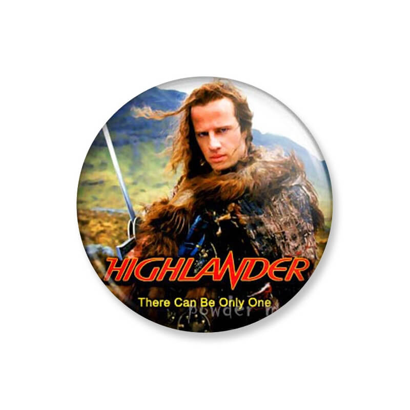 Badge : Highlander