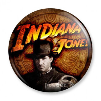 Badge : Indiana Jones