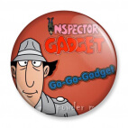 Badge : Inspecteur Gadget
