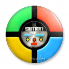 Badge : Jeu SIMON