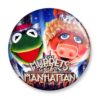 Badge : Les Muppets à Manhattan