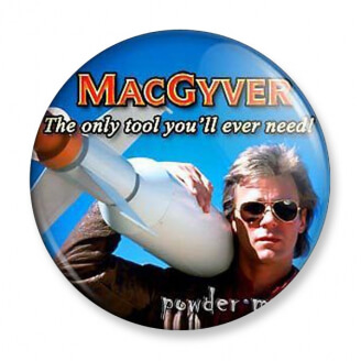 Badge : MacGyver