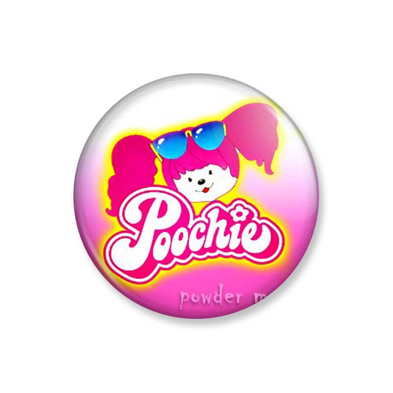 Badge : Poochie