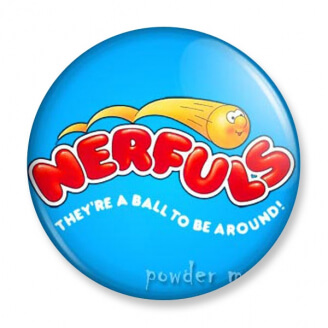 Badge : Nerfuls