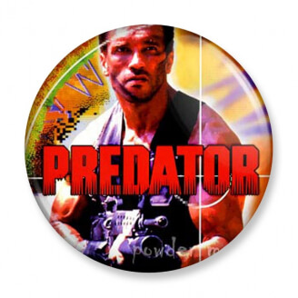 Badge : Predator