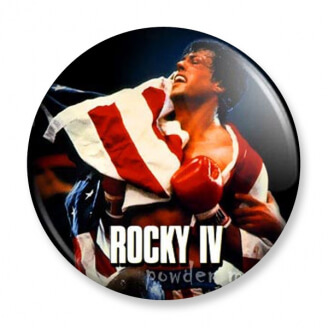 Badge : Rocky IV
