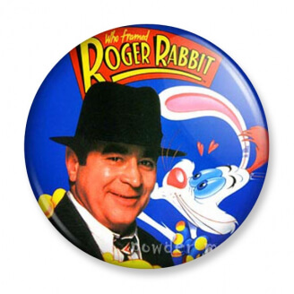 Badge : Roger Rabbit