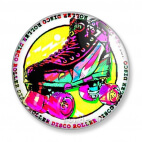 Badge : Roller Disco