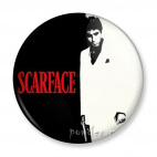 Badge : Scarface