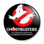 Badge : SOS Fantômes - Ghostbusters