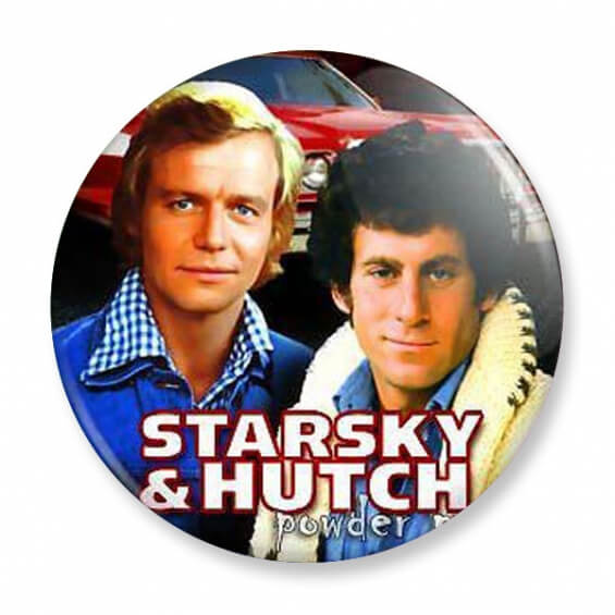 Badge : Starsky et Hutch