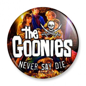 Badge : The Goonies