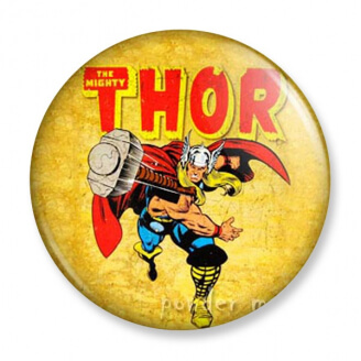 Badge : Thor - Marvel